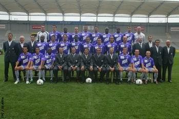 equipe tfc 03-04